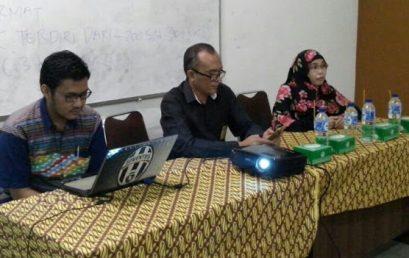 Fakultas Teknik UMSU Gelar Pelatihan Aplikasi SINTA