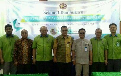 Workshop Hak Atas Kekayaan Intelektual (HAKI) FATEK UMSU