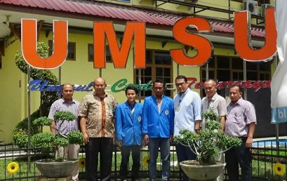 Mahasiswa FATEK UMSU Ikut Magang Bersertifikat di BUMN