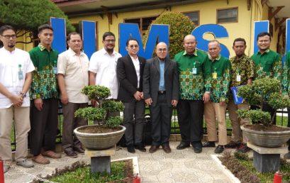 Fakuktas Teknik Universitas Muhammadiyah Sumatera Utara Terima kunjungan dari University Tun Hussein Onn Malaysia