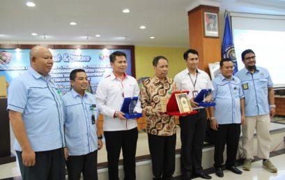 Penandatanganan MoU Antara Universitas Muhammadiyah Sumatera Utara dengan PT Pelindo dan PTP N 4