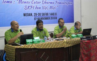 Fakultas Teknik UMSU Laksanakan Rapat Kerja Menuju 2019