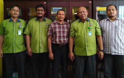 Kunjungan UniMAP Malaysia di Fakultas Teknik UMSU