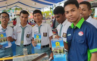 Teknik UMSU, Ikut Serta Dalam Pekan Pendidikan Dan Kembudayaan