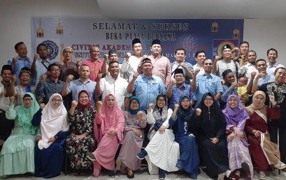 Eratkan Silaturahim, Fakultas Teknik UMSU Gelar Buka Bersama