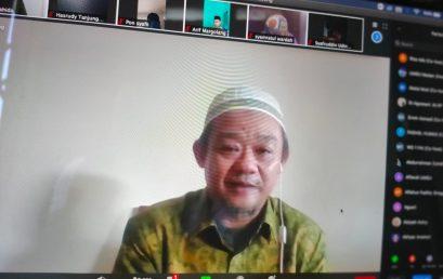 Pengajian Online UMSU | Abdul Mu'ti: Ramadhan Proses Mudik Spiritual