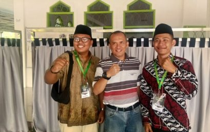 Teknik  UMSU, Dampingi 2 Kafilah MTQN Ke-16 di Banda Aceh