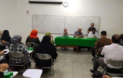 Fakultas Teknik UMSU Adakan Rapat Dengan Dosen Pembimbing/Penguji Tugas Akhir Mahasiswa