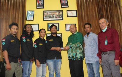 Mahasiswa Fakultas Teknik UMSU Juara Pada Kegiatan Lomba Karya Tulis Ilmiah Nasional