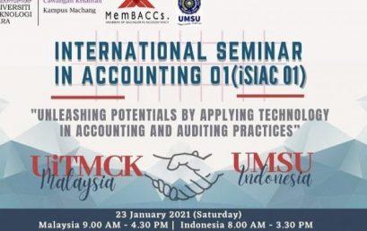 Mahasiswa UMSU Juara International Accounting and Auditing Competition