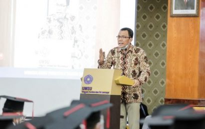 Kepala LL Dikti Sumut: Kampus Merdeka Untuk Menjawab Tantangan Era Disrupsi
