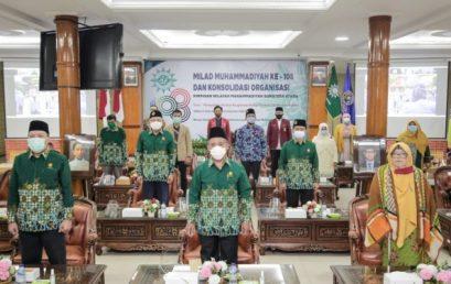 UMSU Tuan Rumah Milad 108 Muhammadiyah Wilayah Sumut