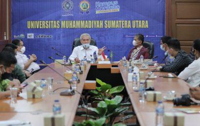 Ombudsman Gandeng UMSU Awasi Pelayanan Publik